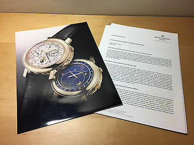 Press Release PATEK PHILIPPE Sky Moon Tourbillon Ref. 5002 - Spanish