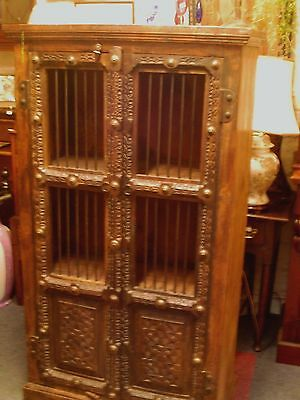 antique style indonesian cupboard