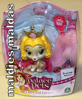 Palace Pets Furry Tail Friends Teacup Milaine NEU/OVP Disney Prinzessin