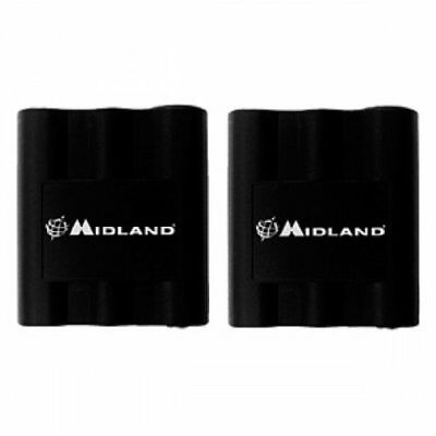 Midland-2 Way Radios Avp7         2Pk Rechargeable Nimh Battery