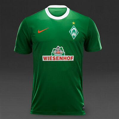 Werder Bremen SS Home Stadium Shirt by Nike - boys XL 4 available