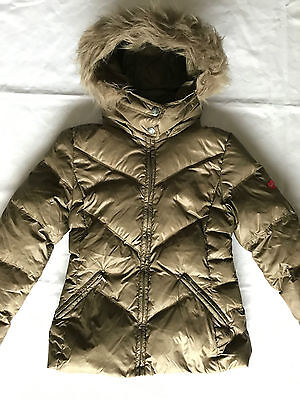 Diesel Designer Girls Padded Jacket - Size L - Immaculate Condition