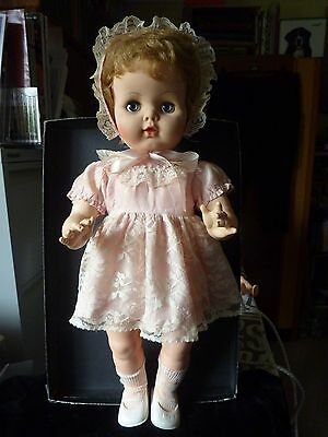 Regal Vinyl & Hard Plastic Doll from 1960's