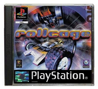 ROLLCAGE-PS1-Game-Roll-Cage-Playstation-