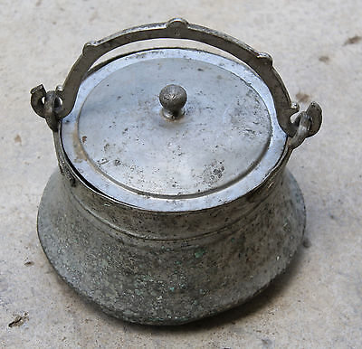 Antique Ottoman boiler copper pot