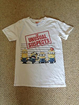 Despicable Me 2 - T Shirt - Size Small - Very Good Condition