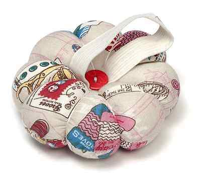 Flower Pin Cushion with Elastic by Hobbygift