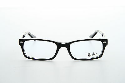 Ray Ban RB RX5206 2034 52 Rectangular Brille Brillengestell