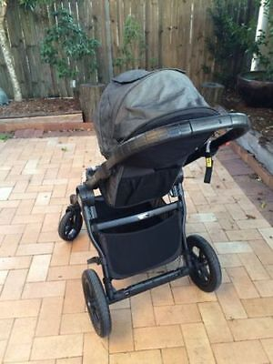 Baby Jogger City Select with Charcoal Seat - EUC