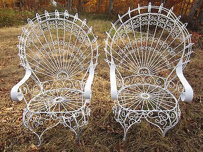 Victorian Style Chairs Very Regal Santa Chair Peacock Patio Chairs Will Divide