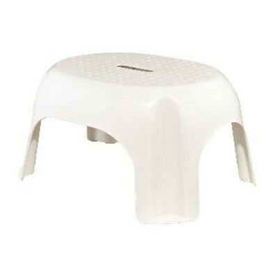 New Snazzee Step Stool White