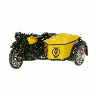 Oxford AA BSA Motorcycle and Sidecar