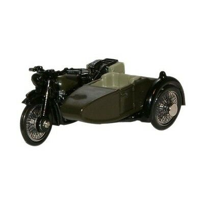 Oxford BSA Motorcycle Sidecar 34th Armoured Brigade 1945