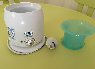 Phillips Avent bottle Warmer- Excellent Used Condition
