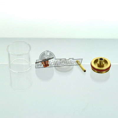 """CK D2GS332LD Gas Saver Kit for 3/32"""" Large Diameter w/Glass Cup"""