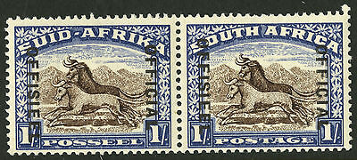 South Africa  1935-50  Scott # O33  Mint Very Lightly Hinged