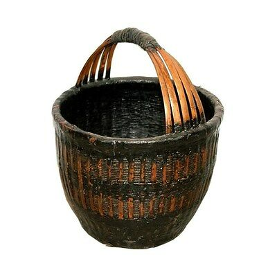 Silkroute WB99935 Jia Round Basket