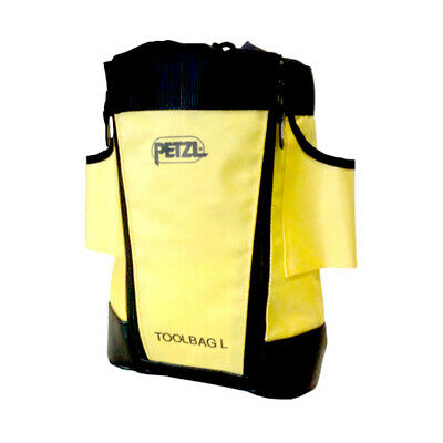 Petzl Toolbag 5L Large Arborist Tool Work Bag Pouch Height Safety | AUTH. DEALER