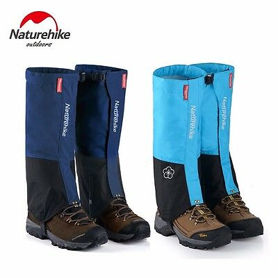Hiking Climbing  Windproof Snow Legging Gaiters Outdoor Waterproof Snow Gaiters