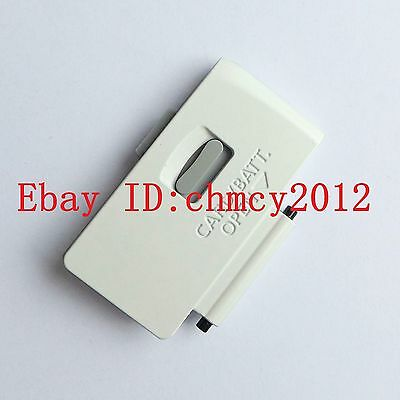 NEW Battery Cover Door For Canon EOS 100D Rebel SL1 Kiss X7 Digital Camera White