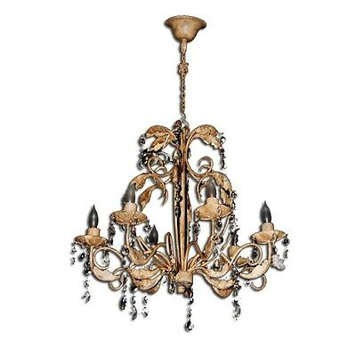 Silkroute CD5401KCD Killian Six Light Chandelier