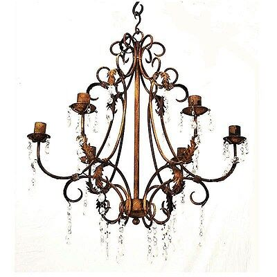 Silkroute CD5404 Silba Chandelier