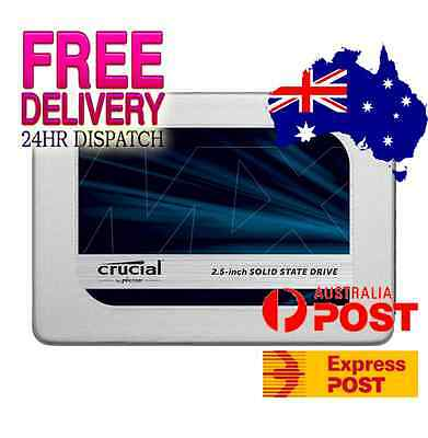 Crucial MX300 750GB SATA 2.5 Inch Internal Solid State Drive - FREE POST