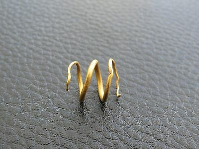 Bronze Age Pure Gold Hair Ornament 2500Bc