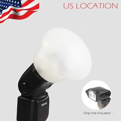 Selens Magnetic Flash Modifier MN-DF Sphere Diffuser For Canon Nikon YongNuo US