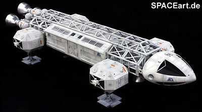 Mondbasis Alpha 1: Eagle Transporter - Giant Kit | Modell-Bausatz | mpc