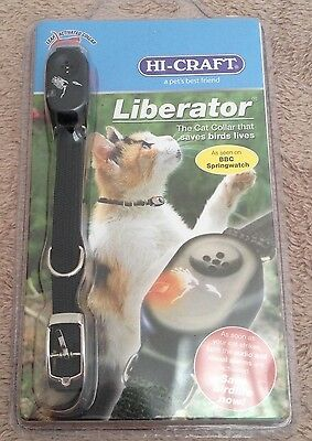 New Liberator Cat Collar Hi - Craft.