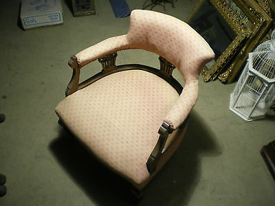 Edwardian Tub Chair