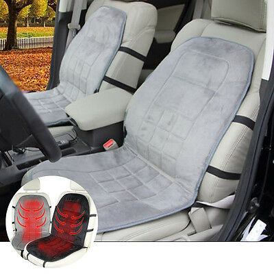 Heating Cushion Car Seat Heater Warmer Seat Cushion Plush Heater Heating Pad Hot