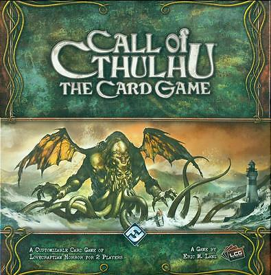 Call of Cthulhu The Card Game Core Set