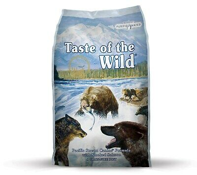 """Taste of the Wild """"Pacific Stream"""" Dry Dog Food with Smoked Salmon 2kg"""
