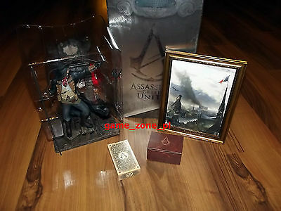 Assassin's Creed: Unity Guillotine Collector's EDITION - FIGURE GADGETS - NEW !!