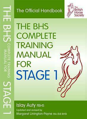 BHS Complete Training Manual for Stage 1 - 9781905693603