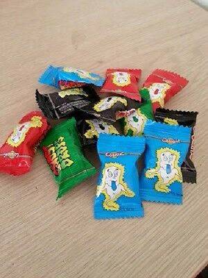20 pcs. GHOST DROPS Lollies, Approx.90g, Suitable for Halloween