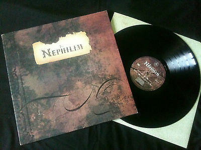 Fields of The Nephilim - The Nephilim LP UK 1988 EX-/VG+  # Goth