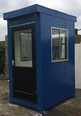 8ft x 4ft Security cabin