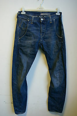 Levis Vintage Faded Blue Twisted Engineered Jeans 10041 W32 L32