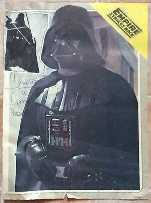 Dave (DARTH VADER) Prowse - autograph