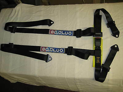 Harness Competition 4 Point by Sparco/TRW