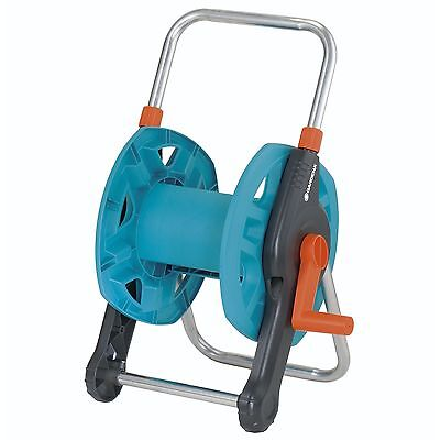 GARDENA CLASSIC HOSE REEL STAND Height Adjustable Carry Handle *German Made