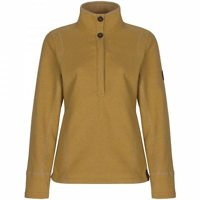 Craghoppers Womens Daubury Fleece Jumper Jacket in Honey **RRP £45**
