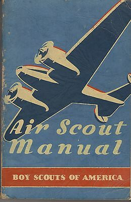 Boy Scouts Of America Air Scout Manual