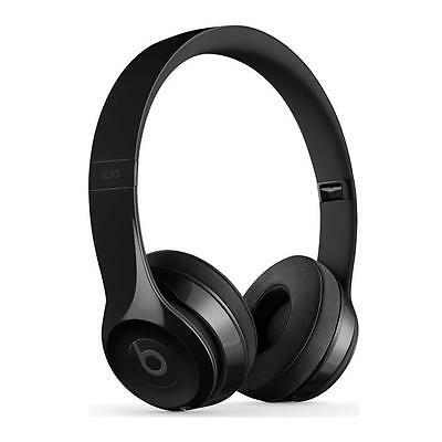 Beats by Dr. Dre Solo 3 Wireless Glossy Black, Cuffie Bluetooth