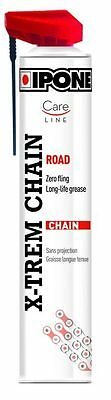 Graisse de Chaîne MOTO IPONE Spray Chain X-Trem Road - 250ml