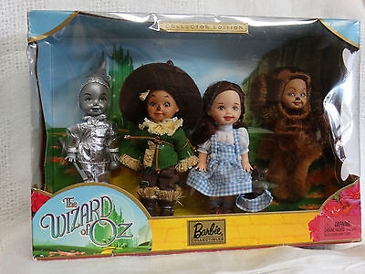 Barbie Collectables Wizard of Oz Collector Edition