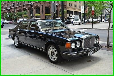 1989 Bentley Eight well kept car rudy@7734073227 1989 Used Automatic